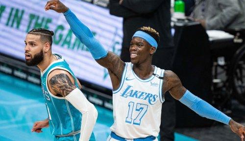 NBA: Dennis Schröder und ein Caruso-Dagger retten die Los Angeles Lakers - Nets dank Kevin Durant ohne Probleme