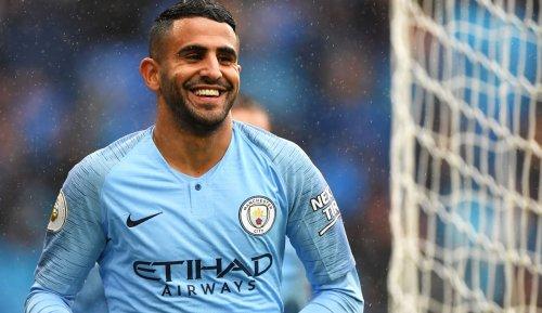 Manchester City: Ryad Mahrez postet Urlaubsvideo mit Erling Haaland