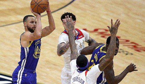 NBA: Bucks siegen trotz Irving-Gala erneut gegen Brooklyn - Ball sticht Curry aus