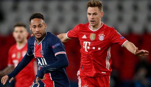 PSG vs. FC Bayern: Neymar erklärt seinen provokanten Jubel in Richtung Kimmich