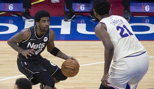 NBA: Embiid und Irving liefern sich hochklassiges Duell - 76ers zittern sich zum Sieg gegen dezimierte Nets