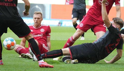 2. Bundesliga: Fortuna holt Punkt gegen Spitzenreiter - schwarzer Tag für Kiel