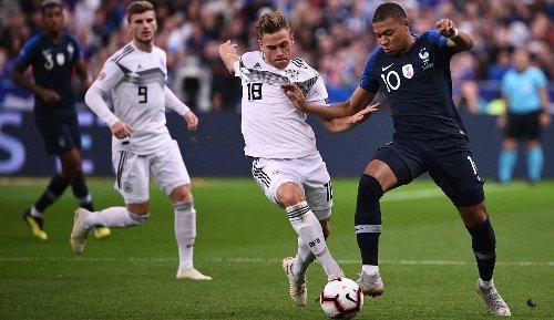 Deutschland, Übertragung: Länderspiel vs. Frankreich heute live im Free-TV und kostenlosen Livestream sehen - so funktioniert's