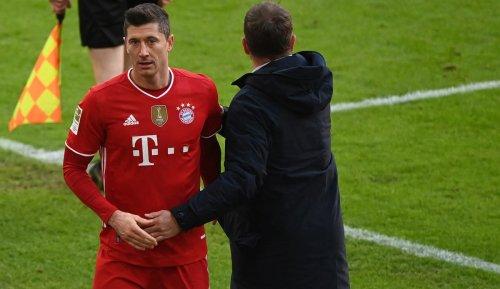 FC Bayern: Robert Lewandowski soll gegen Mainz 05 sein Comeback feiern
