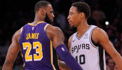 NBA News - DeMar DeRozan heizt Lakers-Gerüchte an: Wäre eine tolle Chance für mich