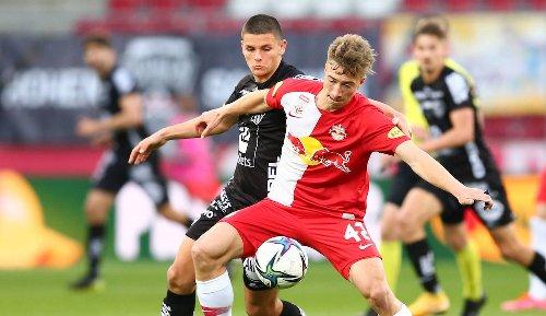 Sturm Graz verpflichtet David Affengruber aus Liefering