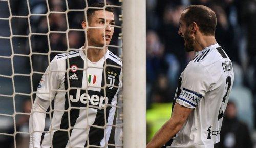 Juventus Turin - Chiellini über Ronaldo-Wechsel zu ManUnited: Ein kleiner Schock