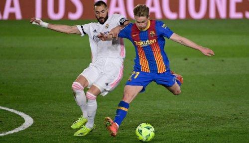 Clasico: Barcelona trifft Real zum Duell der gefallenen Riesen