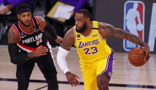 NBA - Die Los Angeles Lakers nach der Verpflichtung von Carmelo Anthony: The Expendables