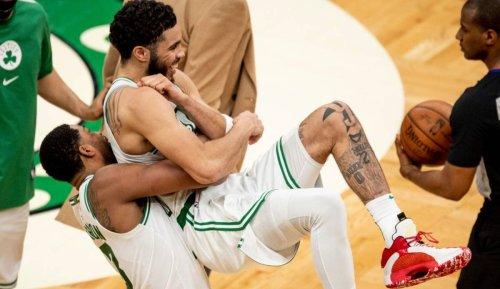 NBA - Jayson Tatum erzielt 60 Punkte bei Comeback des Jahres: Boston Celtics schlagen Spurs nach Overtime