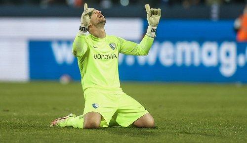 DFB-Pokal: Joker Riemann wird zum Bochum-Helden - Union Berlin und St. Pauli weiter