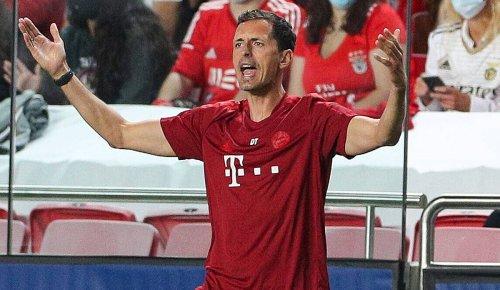 FC Bayern München: So lief der Abend von Nagelsmann-Vertreter Dino Toppmöller