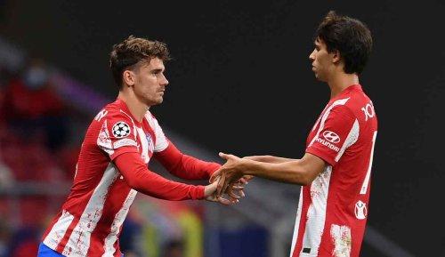 Atletico-Fans fordern Joao Felix auf: Du musst Griezmann verletzten