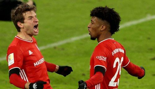 FC Bayern: Thomas Müller spricht sich für Coman-Verbleib aus