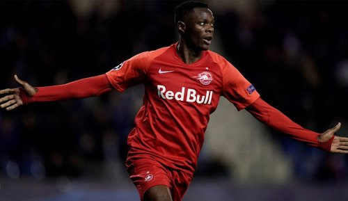 Bericht: Chelsea, Liverpool und RB Leipzig an Patson Daka dran