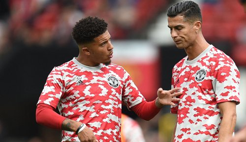 Manchester United - Jadon Sancho mit Anlaufschwierigkeiten: Das ist nicht FIFA