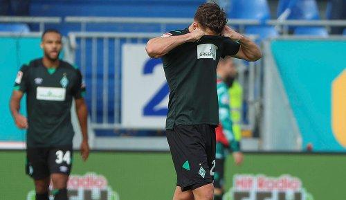 2. Liga: Werder-Debakel in Darmstadt - Nürnberg weiter ungeschlagen