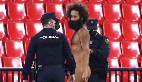 Polizei bestätigt: Granada-Flitzer versteckte sich 14 Stunden im Stadion