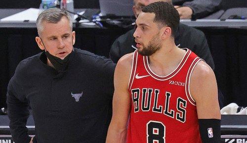 NBA-News: Zach LaVine muss ins Corona-Protokoll! Chicago Bulls lange ohne All-Star