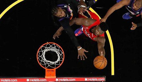 NBA Above the Break: Ein bisschen Shaq, ein bisschen Magie - Zion Williamson kreiert einen neuen Spielertyp
