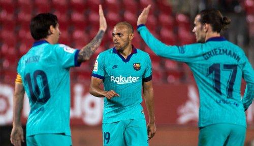 Martin Braithwaite: West Ham United mit Barcelona wohl über Transfer einig