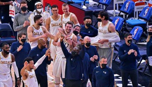 Luka Doncic beeindruckt mit Game-Winner auch LeBron James: Das meinst du nicht ernst!