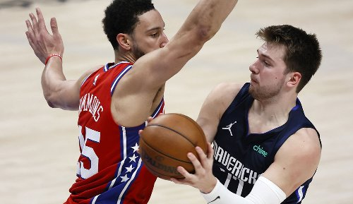 NBA: Dallas Mavericks kassieren Blowout-Pleite gegen Philadelphia - Joel Embiid nicht zu stoppen