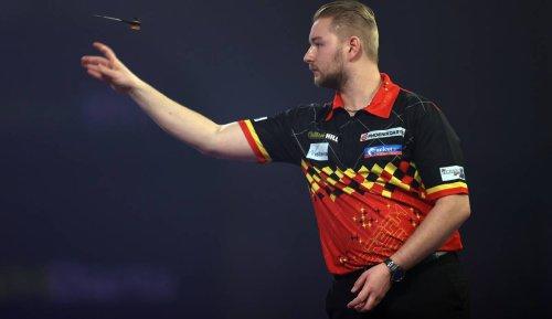 World Matchplay 2021: Van den Bergh deklassiert Price - Ratajski errreicht erstes Major-Halbfinale