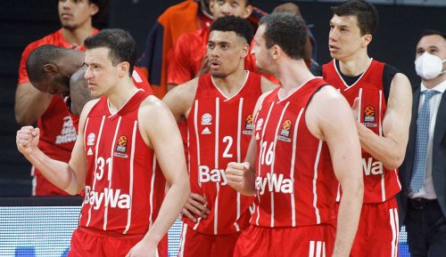 FC Bayern Basketball: Die Playoff-Traumreise endet in Mailand - Wir haben unseren Mann gestanden