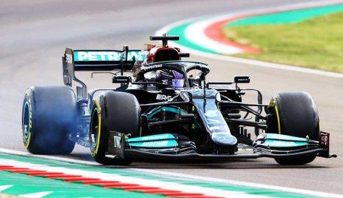 Formel 1: Rennen in Imola im Liveticker zum Nachlesen