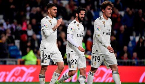 AC Mailand offenbar in Verhandlungen um Real Madrids Isco und Odriozola