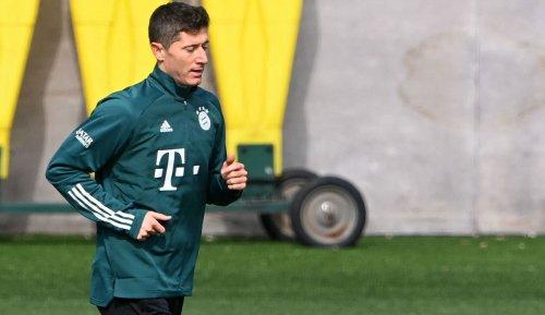 FC Bayern: Lewandowski-Comeback vielleicht gegen Leverkusen - Goretzka fehlt weiter