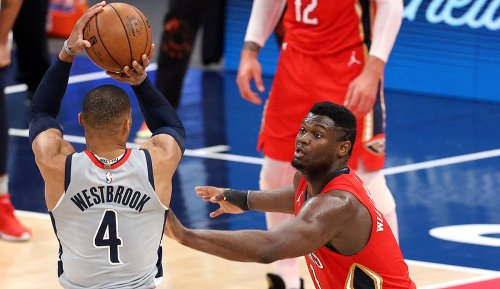 NBA: Overtime-Monster Russell Westbrook führt die Wizards zum Sieg - Embiid mit MVP-Performance