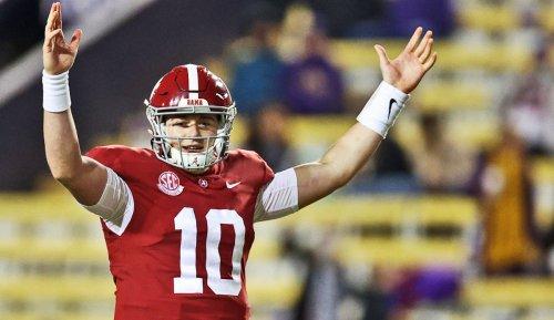 NFL Draft: Darum wird Mac Jones wohl der nächste Quarterback der 49ers - und warum das nicht die beste Wahl ist