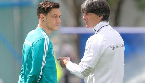 DFB-Team: Özil für klärendes Gespräch mit Löw bereit