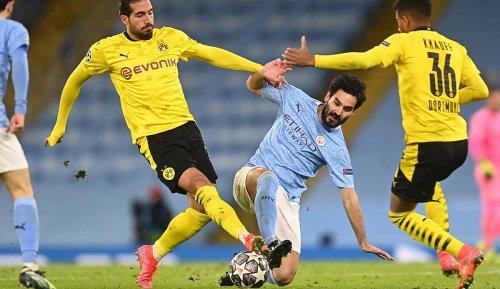 BVB - Manchester City: Gündogan versteigert von Can zerrissenes Trikot