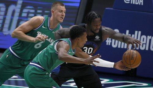 NBA: Dallas Mavericks verlieren zuhause gegen die New York Knicks um sensationellen Julius Randle