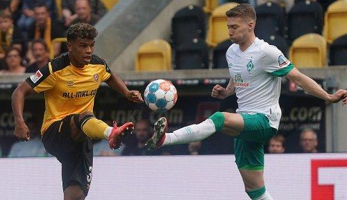 Dynamo Dresden vs. Werder Bremen: 2. Bundesliga heute im Liveticker