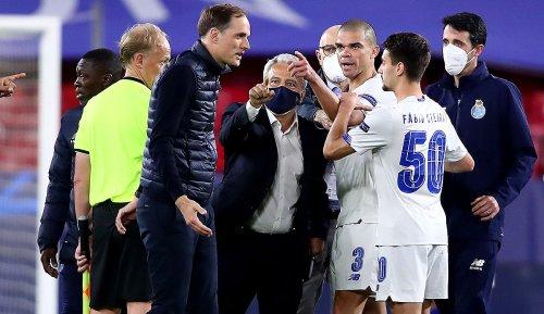 Tuchel-Zoff mit Porto-Trainer Conceicao: Wurde von diesem Herrn beleidigt