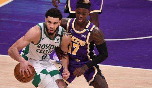 NBA: Celtics vermiesen trotz Mega-Einbruch Rückkehr der Lakers-Fans - Stephen Curry bleibt in Gala-Form