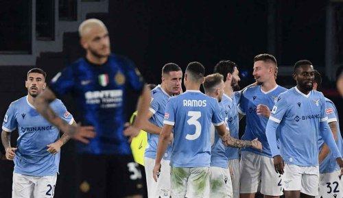 Serie A: Erste Saisonniederlage für Inter Mailand - Milan zunächst an der Spitze