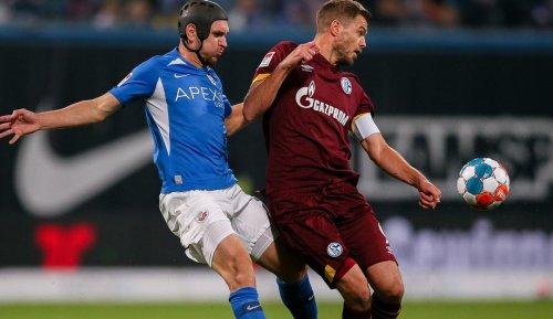 Hansa Rostock vs. Schalke 04, 2. Bundesliga: Das 0:2 zum Nachlesen im Liveticker