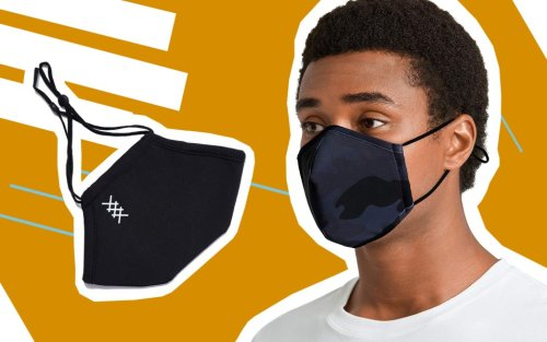 Rhone's Popular Athletic Face Masks Are Back In Stock – Get 2 for $15 Before They Sell Out