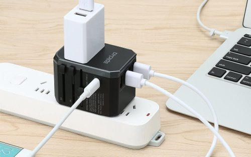 Never Leave the Country Without the Best Travel Adapter