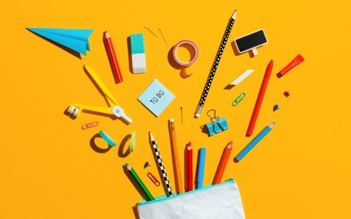We Found 9 Crazy-Good Back To School Deals on Everything from Computers to Construction Paper