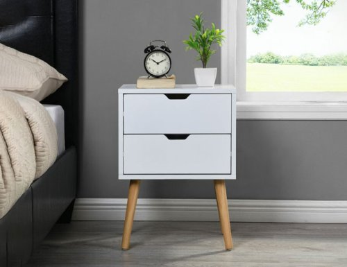Sleep Better Knowing You've Got One of These Nightstands by Your Side