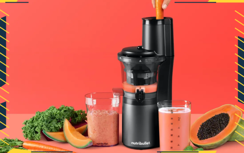 Review: NutriBullet's Slow Juicer Deserves a Spot on Your Countertop