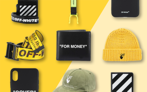 The Most Stylish Off-White Accessories for Summer 2021: Belts, Hats, Fannypacks & More