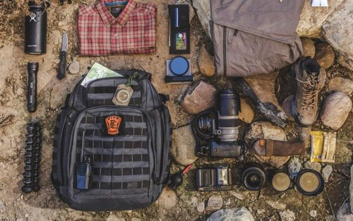 These Tactical Backpacks Are Great for Survival Conditions, Whether That's an Arid Desert or Your Morning Commute