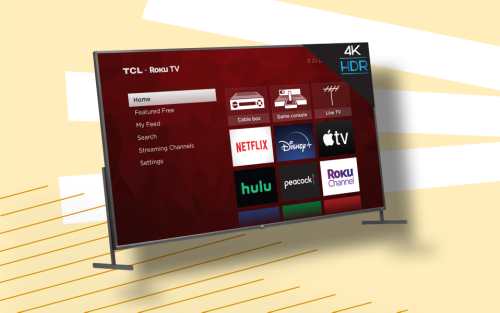 TCL Just Rolled Out a Massive 85-Inch TV We Can Actually Afford